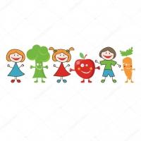 Necesarul zilnic de fructe si legume al copilului tau in functie de varsta