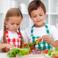 Cateva sfaturi despre alimentatia sanatoasa in gradinite