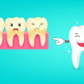 Preventia cariei dentare printr-o nutritie adecvata